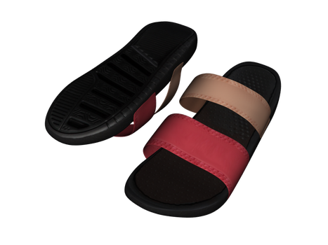 Sandals - Style 02 for G2F and G3F by amyaimei
