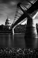 St Paul's IV by inshaala