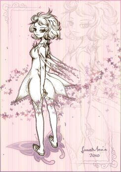 Lucy -- Sketch by DiiDo0o
