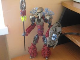 Toa Lance(slight upgrades) by TheAxelandx1