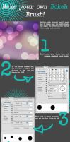 Make Your Own Bokeh Brush by Planet37