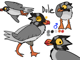 Dule by the-little-seagull