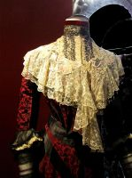 Saint Amand tower old lace exhibition by April-Mo