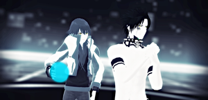 [MMD] Rhyme by KuMarry