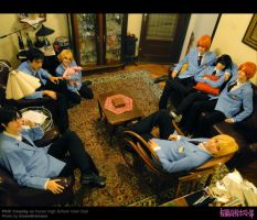 Ouran high school host club. by PSHcosplay