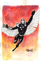 Darkhawk by RayHeight