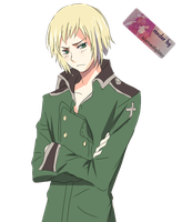 APH: Switzerland 'Suiza' by heartswithglitter