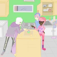 Home Ec by GijinkasIsArt