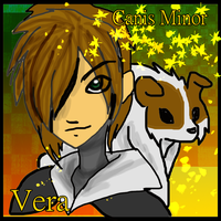 Canis Minor Vera by Asoq