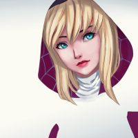 Gwen Stacy by nokd