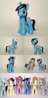 Colgate Minuette G4 Custom Pony by Oak23