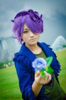 Garry - Cosplay by PS-XiaoFeng