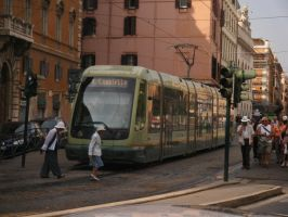 Tram 8 Casaletto by MetalShadowOverlord