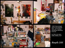 my room part 1 by Dhanyelle