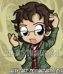 Hannibal - Will by amy-art