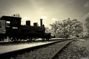 ...Old Train... by ditya