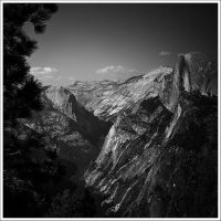 Yosemite NP.. by champir