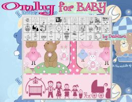 Only for Baby by Diamara
