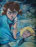 Pippin and the Palantir by play-it-snufkin