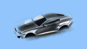 BMW Concept Quick Sketch by hyperion-ogul-92