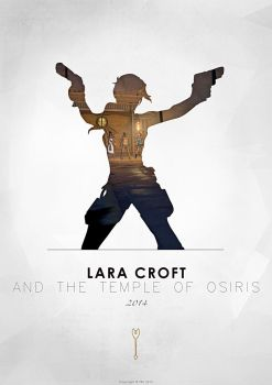Lara Croft and the Temple of Osiris by LoiccoiL