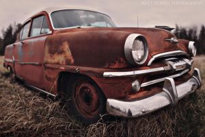 '54 Plymouth by mattTIDBALL