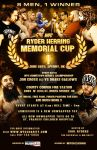 WFC Ryder herring memorial cup event flyer by Mohamed-Fahmy