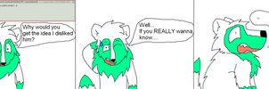 Ask wave! #4 by wavestarwolf