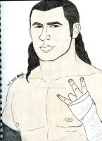 Matt Hardy by BubblyPunkKat
