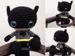 Amigurumi Batman by SanneMarije