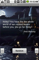 Quotes-Fred Weasley by faga00197