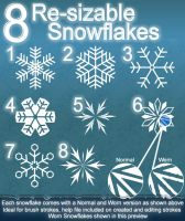 Snowflakes by Umbot