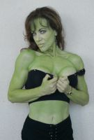 She Hulk Black Top by shehulk54675467
