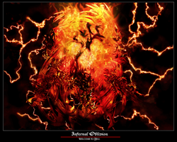 Infernal Oblivion by TheDoodMan