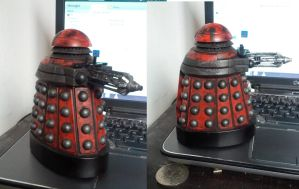 New Paradigm Special Weapons Dalek by Hordriss