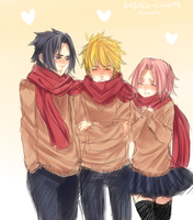 Team 7 by sasuke-chan95