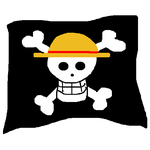 Luffy's Flag by CrustulumX