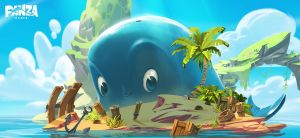Buggy the whale by VBagi