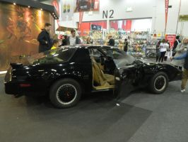MCM London 2012 Knight Rider 2 by MJ-Cosplay