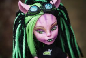 Monster High OC OOAK Doll by Beauty-Darkly