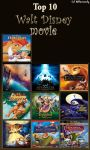 My Top 10 Disney Movies by greece4life