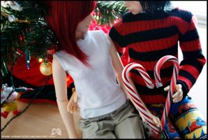 Of love and candy canes II by Angie-Chan070707