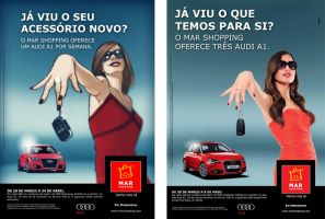MAR Shopping audi by FernandoLucas