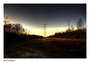 HDR :: Electricity 1 by MicBDesigns