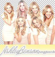 Ashley Benson PNG Pack by WTHOMG