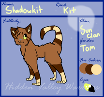 Shadowkit Reff by EllaScout