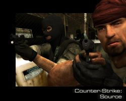 Counter-Strike: Source by Durmiente