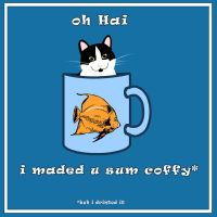 Oh Hai Coffy by surlana
