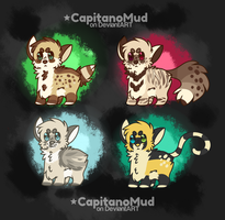 Cat Batch Auction by CapitanoMud