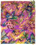 vintage flower tapestry by siamkatze